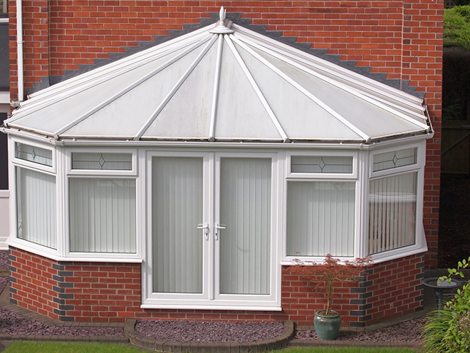 Planning Permission for Conservatories