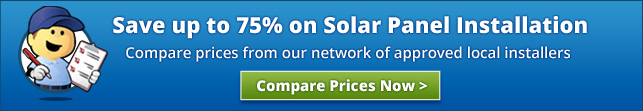 get Solar Panel Quotes Today!