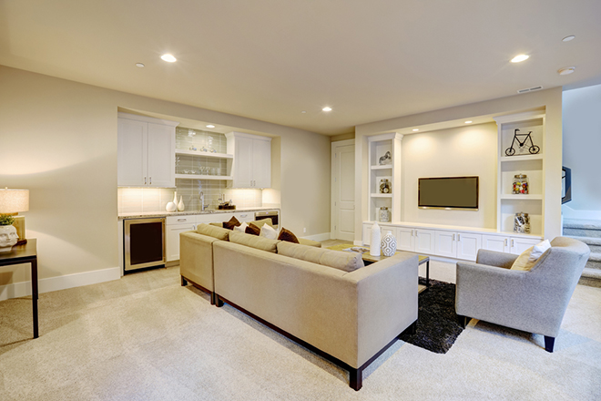 How much do loft basement conversions cost for How much does it cost to build a wet bar