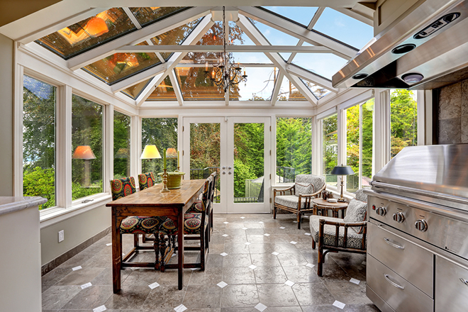 Conservatory Design Tips And Advice
