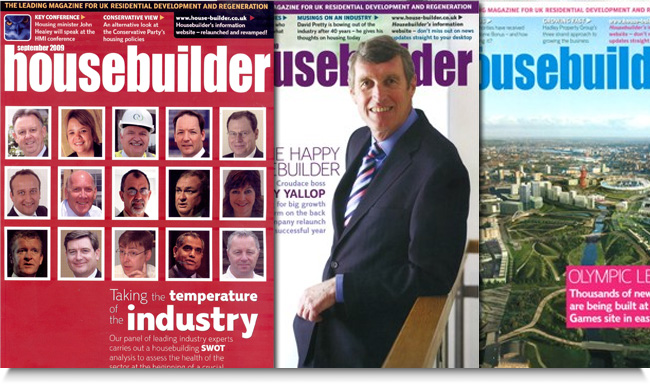 house builder magazine