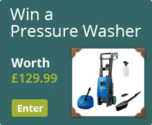 Win a Pressure Washer Competition