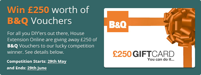 B&Q £250 Competition