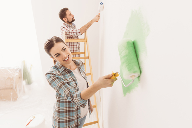 Redecorating Your Home: Top Ten DIY Tips