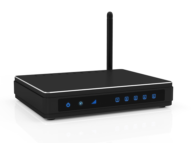 bt wirewless router