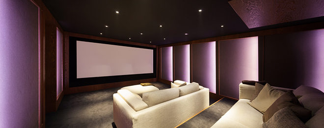 cinema lighting
