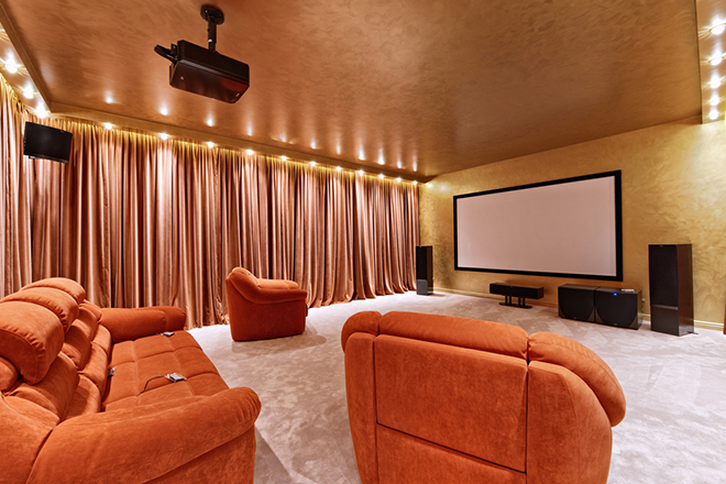 Building Your Own Home Cinema What You Need To Know
