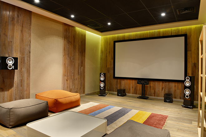 Building your own home cinema what you need to know - De kosten deco ...