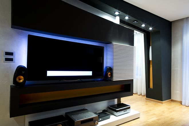 home cinema screens