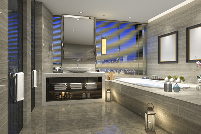 Bathroom designs 5 great bathroom ideas for Great small bathroom designs