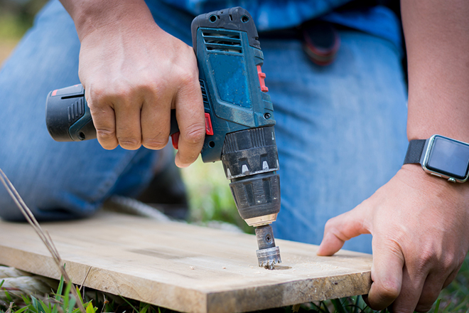 professional cordless drill