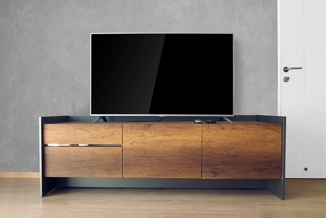 spectral tv stand