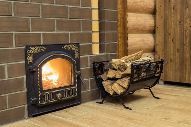 Stovax Riva log burner