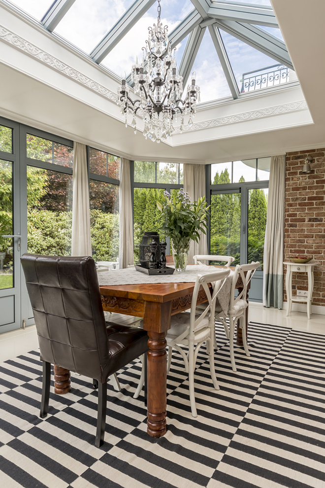 Creating the Modern Family Conservatory
