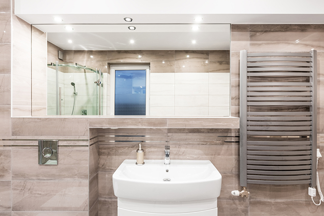 How Much Does Double Glazing Cost >> How to Tile a Bathroom
