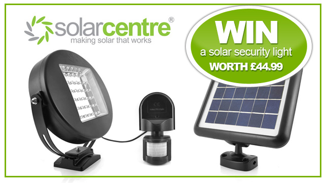 Solar Centre Eye42 Security Light