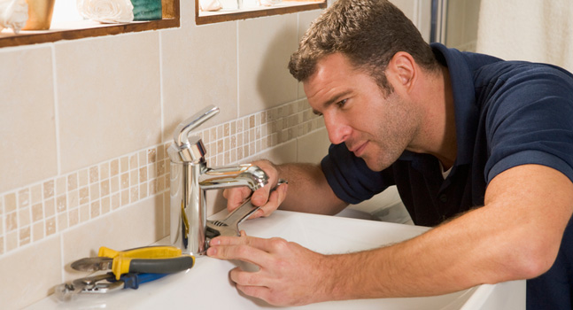 self employed plumber