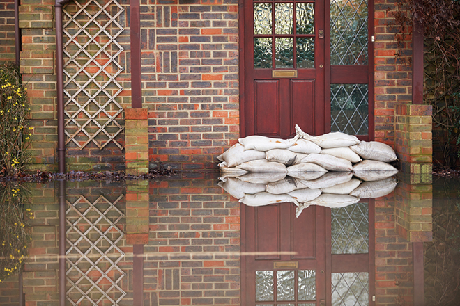 flood defenses