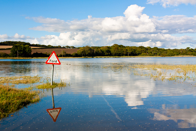 Home Insurance for Flood Risk Areas