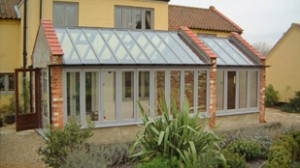 conservatory positioning