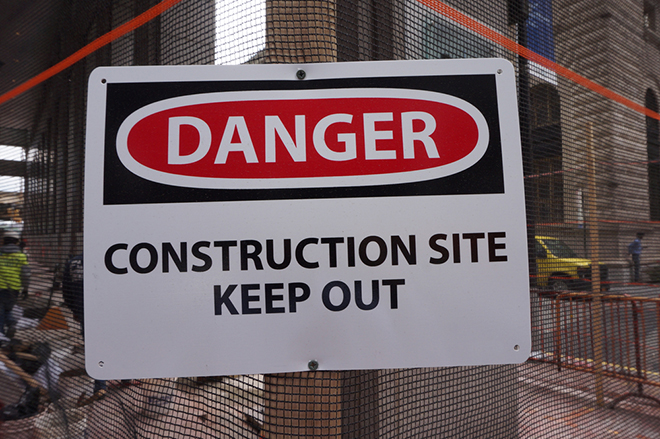 Building Health & Safety – Avoid DIY Disaster