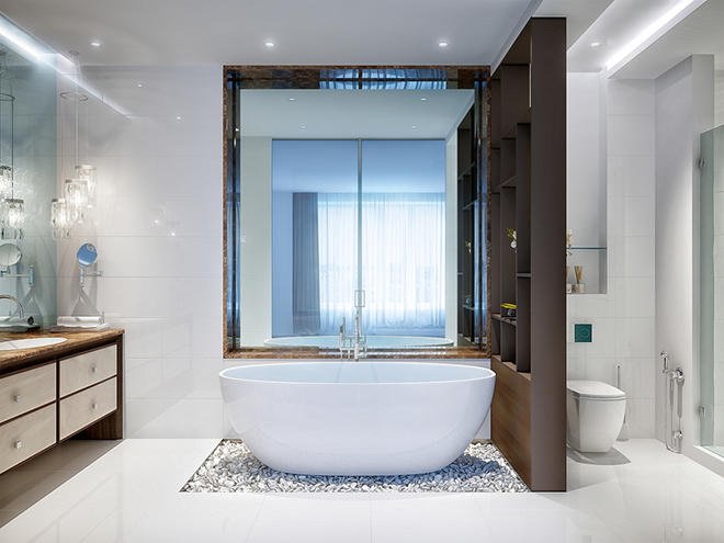 bathroom suite