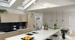 loft conversion kitchen