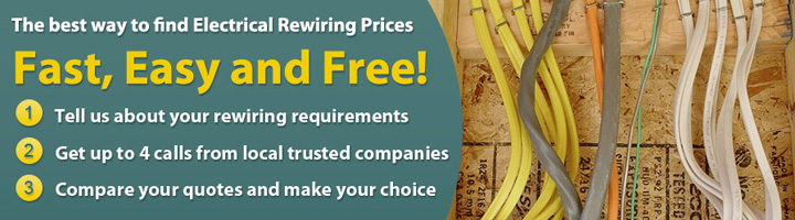 Electrical Rewiring Quotes