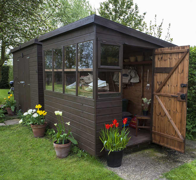 do i need planning permission for a garden shed