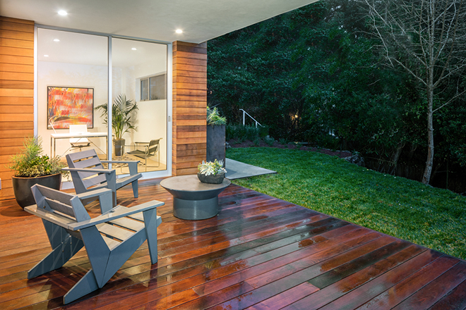 Creating A Living Space Outdoors