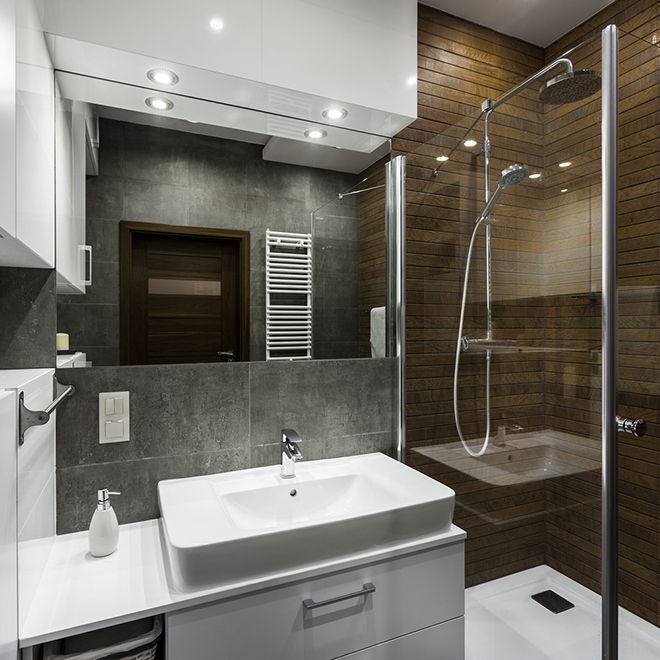 Modern design - Modern bathroom design for small spaces ...
