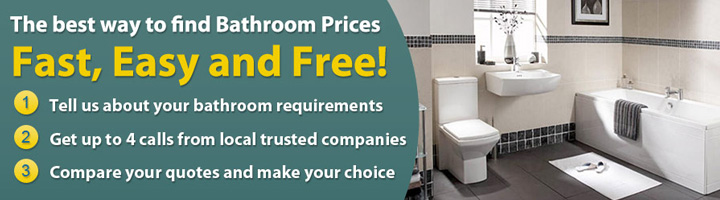 Get A Quote For A New Bathroom
