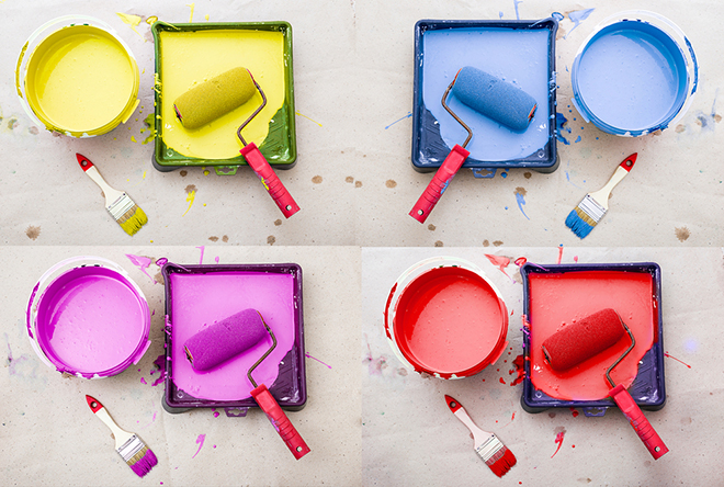 Hiring a House Painter vs Doing It Yourself