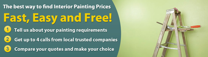 Get A Quote For A House Painter