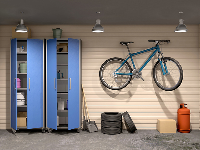 Top Tips For Organising Your Garage