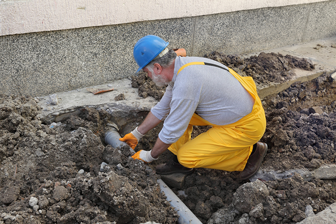 Getting the Drainage Right for Your Extension