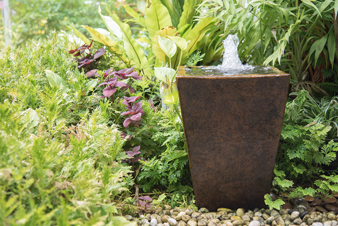 Choosing a Water Feature