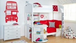 Creating Cool Children's Bedrooms