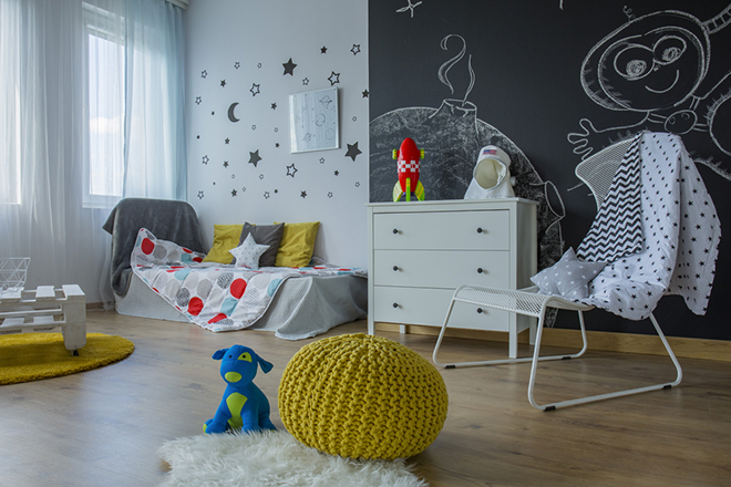 Top Tips for Creating Cool Children's Bedrooms