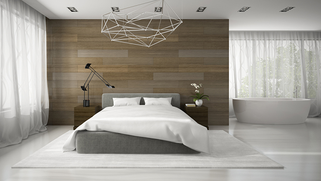 How to Create the Perfect Modern Bedroom Space in 5 Simple Steps