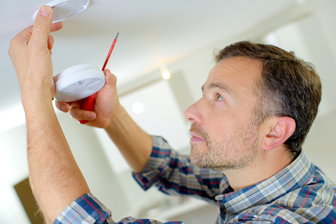 Home Alarm System Installation