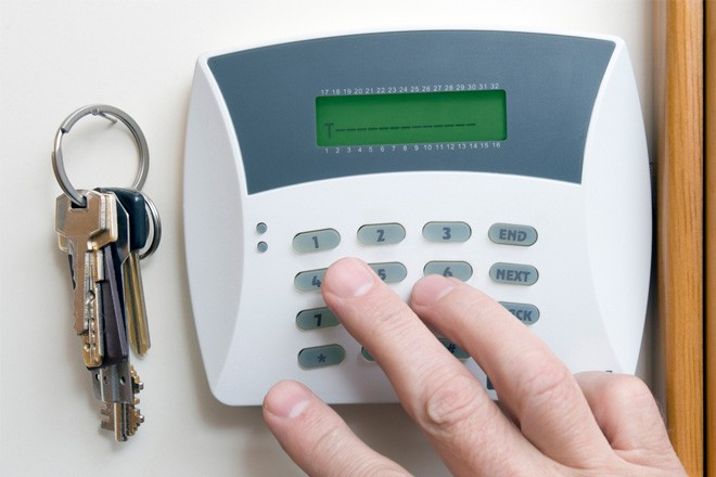 How much does alarm system cost