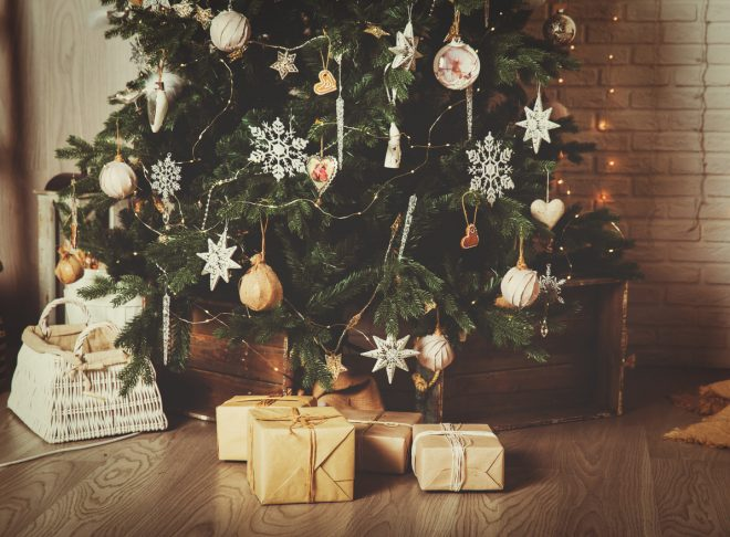 Ways for everyone to welcome a Christmas tree into their home this festive season
