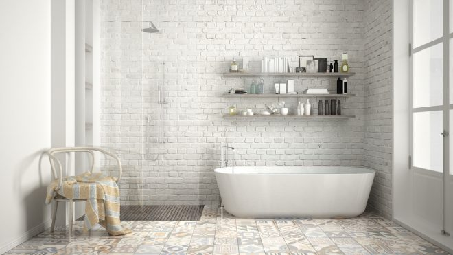 Bathroom trends to watch out for in 2018
