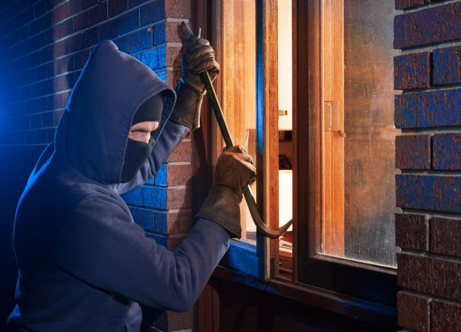 Home security and how to keep one step ahead of burglars
