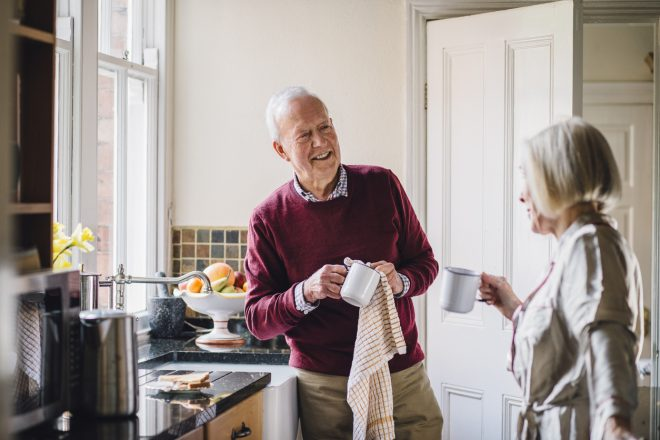 Preparing your home for retirement
